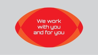 We Work WITH You and FOR You